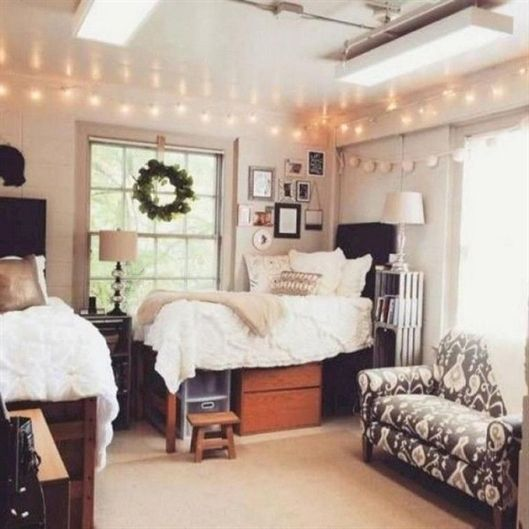 30+ Interesting Dorm Room Ideas That Your Inspire images