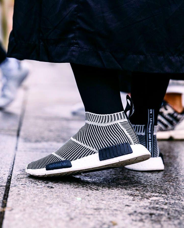 new styles b6004 0421a adidas NMD city sock (via uglymely)