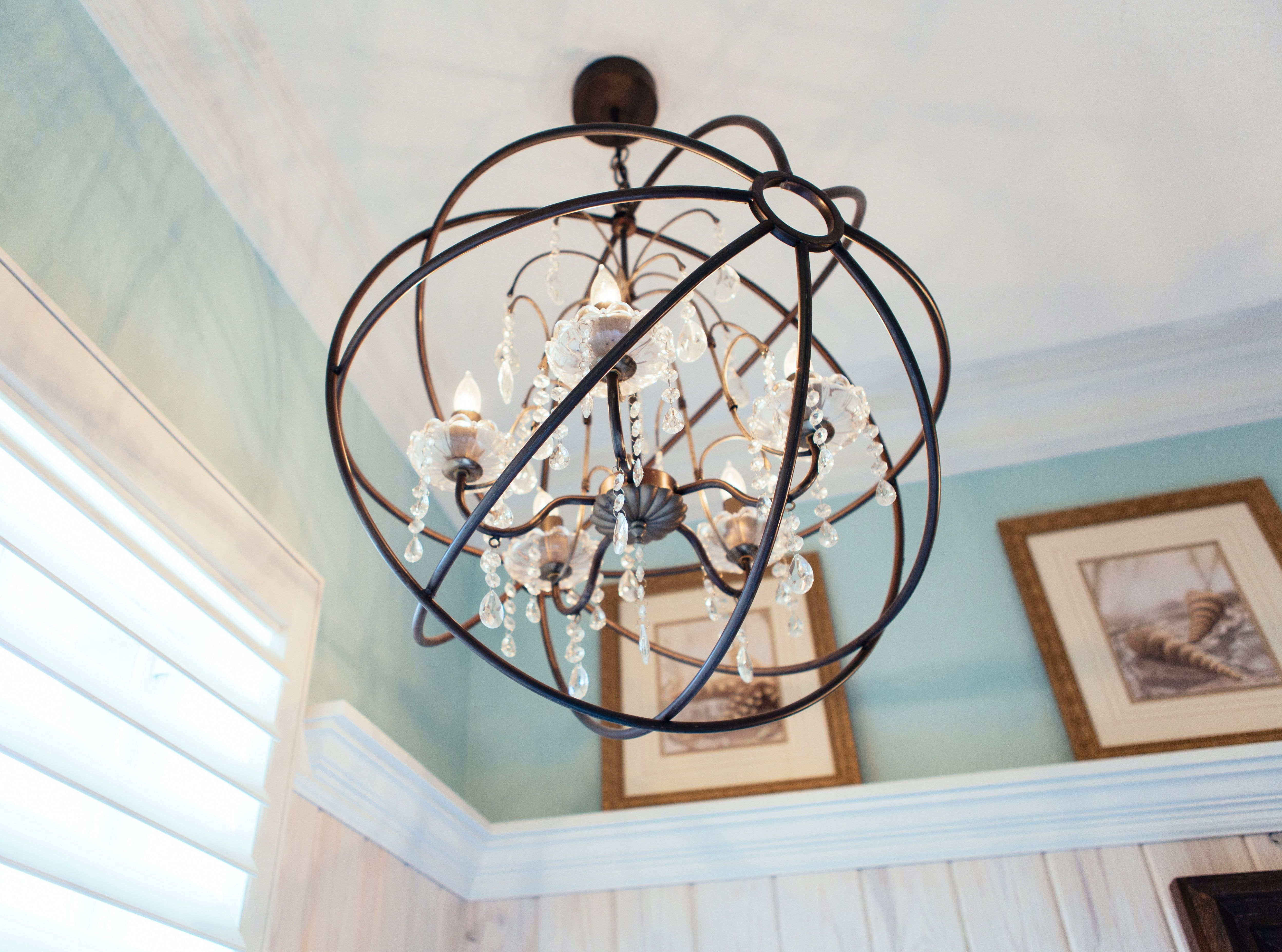 Custom Orlando Bathroom Remodeling Company Orb Light Fixture Orb - Custom bathroom light fixtures