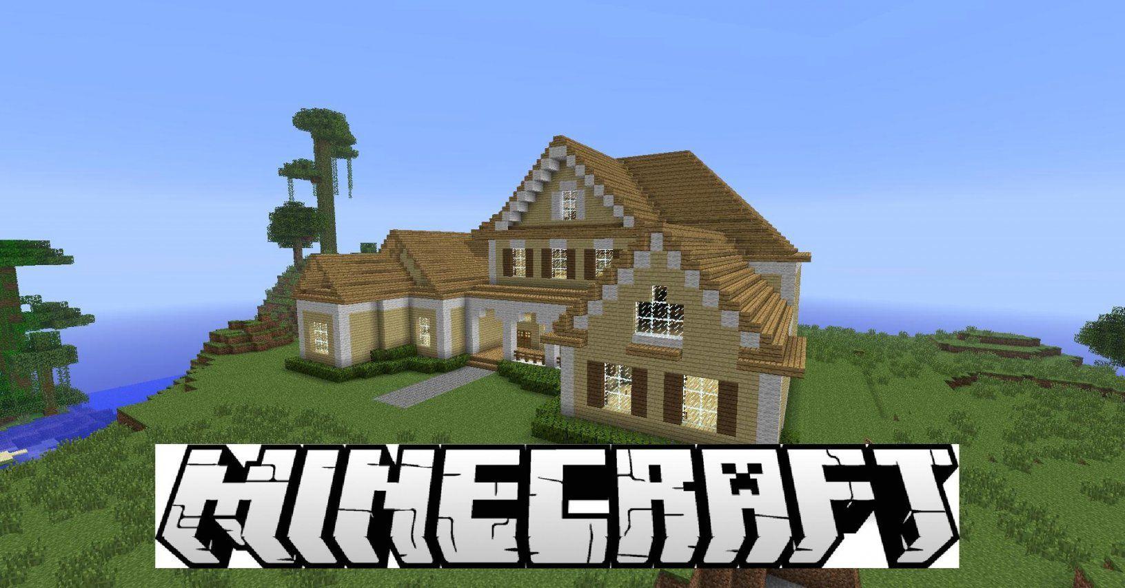 Minecraft Hauser Bauen Leicht Gemacht So Geht S Giga Mit Minecraft Von Minecraft Bauplane Zum Nachb Minecraft Haus Bauen Minecraft Haus Minecraft Hauser Modern