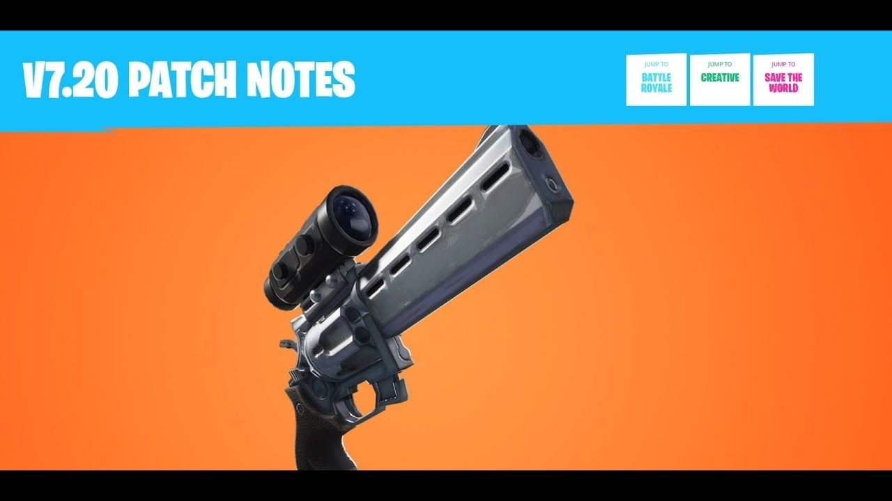 fortnite update 8.51 patch notes