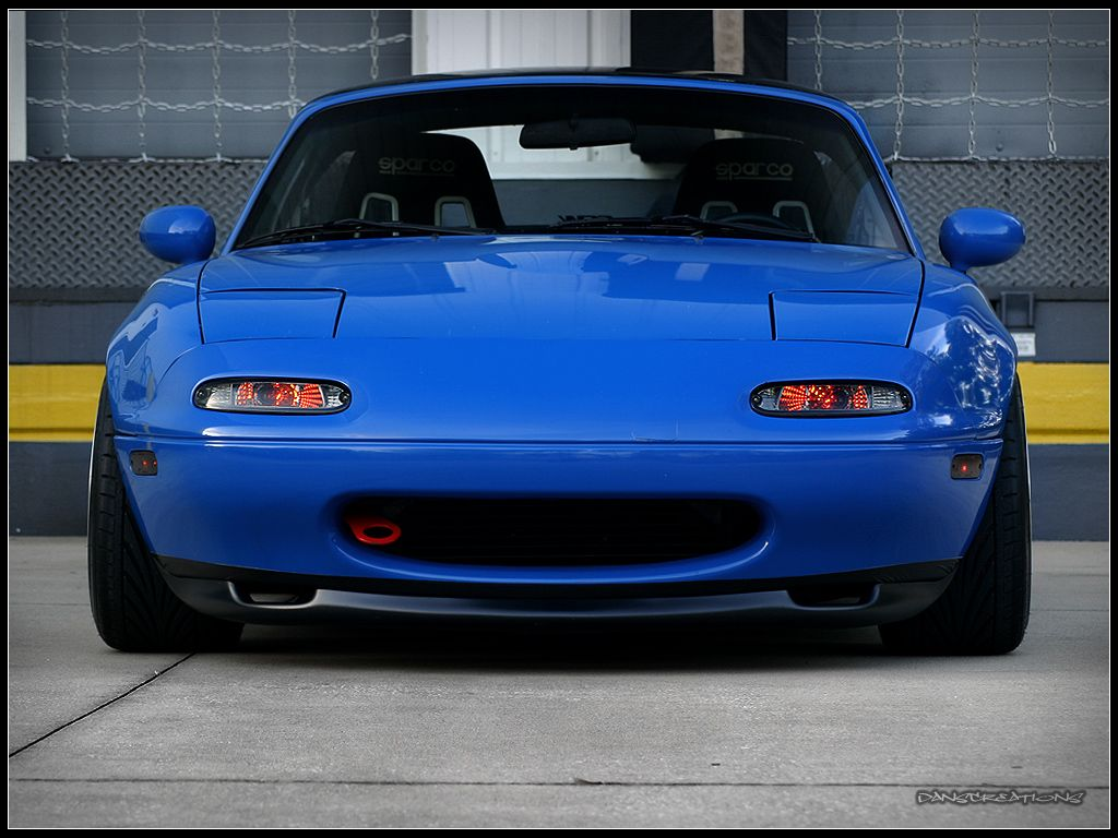 Is there a better MX-5 than the NA?!