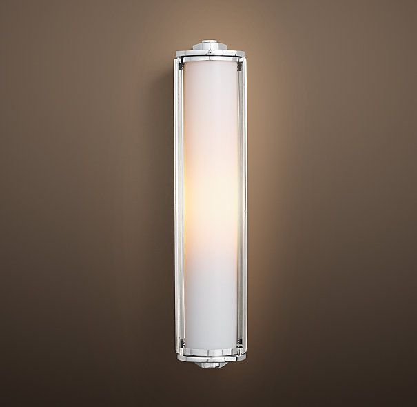Royale Adjustable Sconce - Polished Chrome | Antin | Pinterest ...