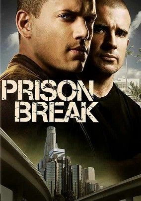 prison break burning series