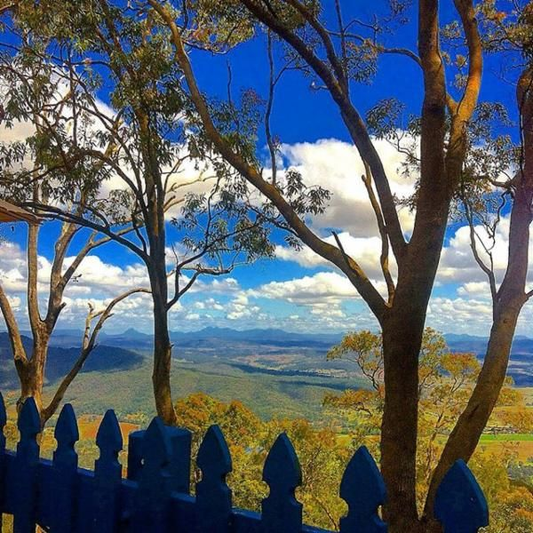Gold Coast Hinterland, Queensland, Australia via @migratingmiss
