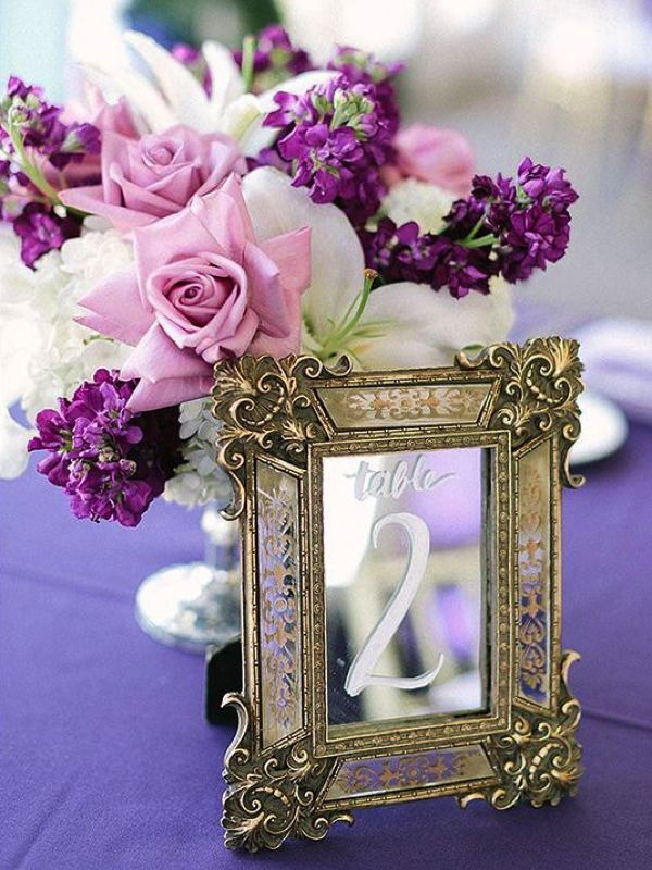 New Wedding Ideas 2018: Hot New Wedding Trend: Ultra Violet