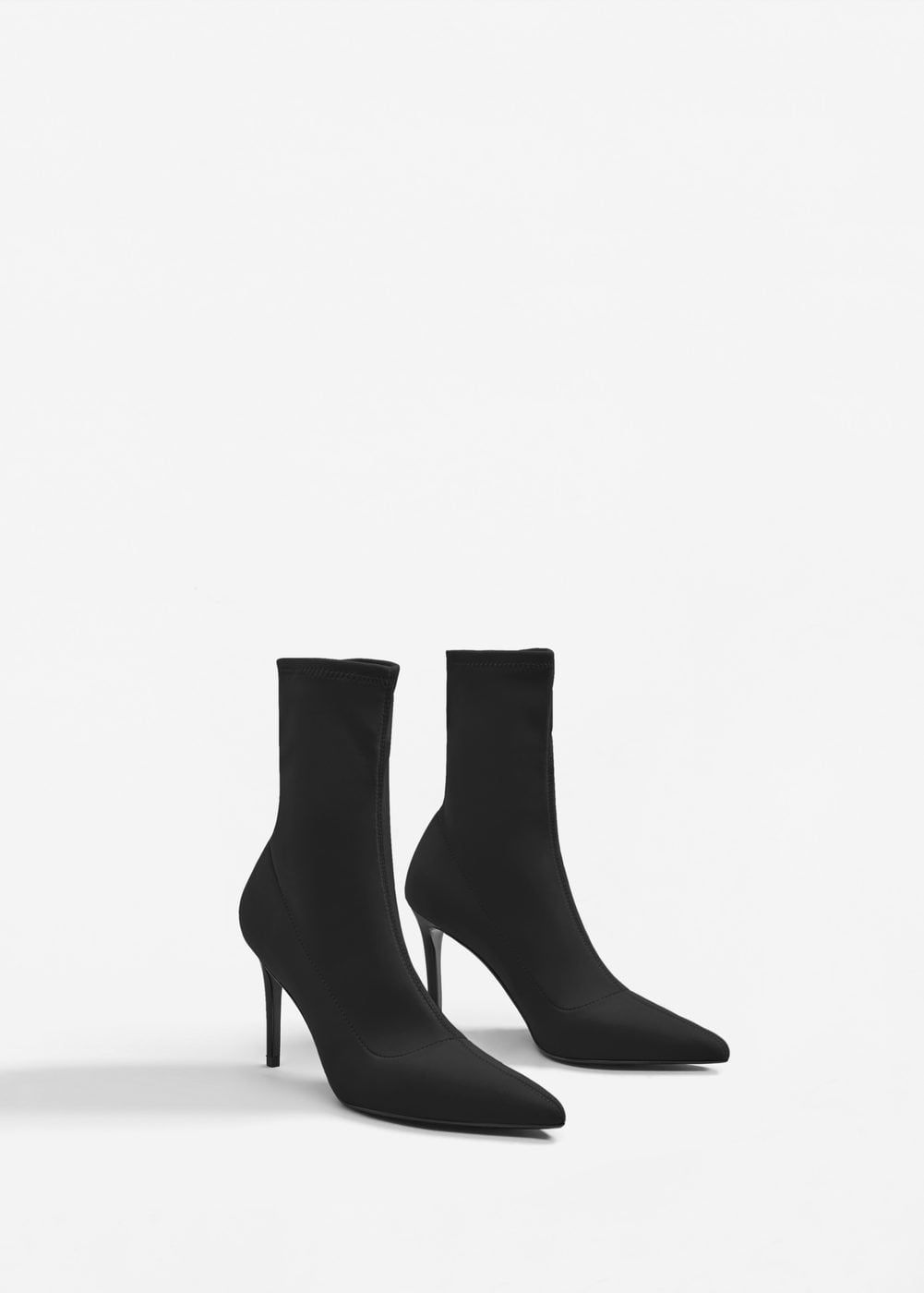 620f0aac3eb Heel sock boots - Women in 2019