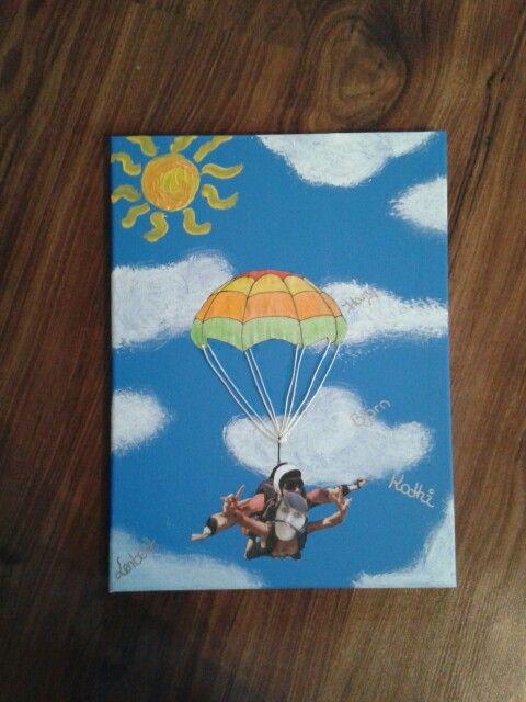 Tandem Gutschein Yuu Skydive E V Fallschirm 4