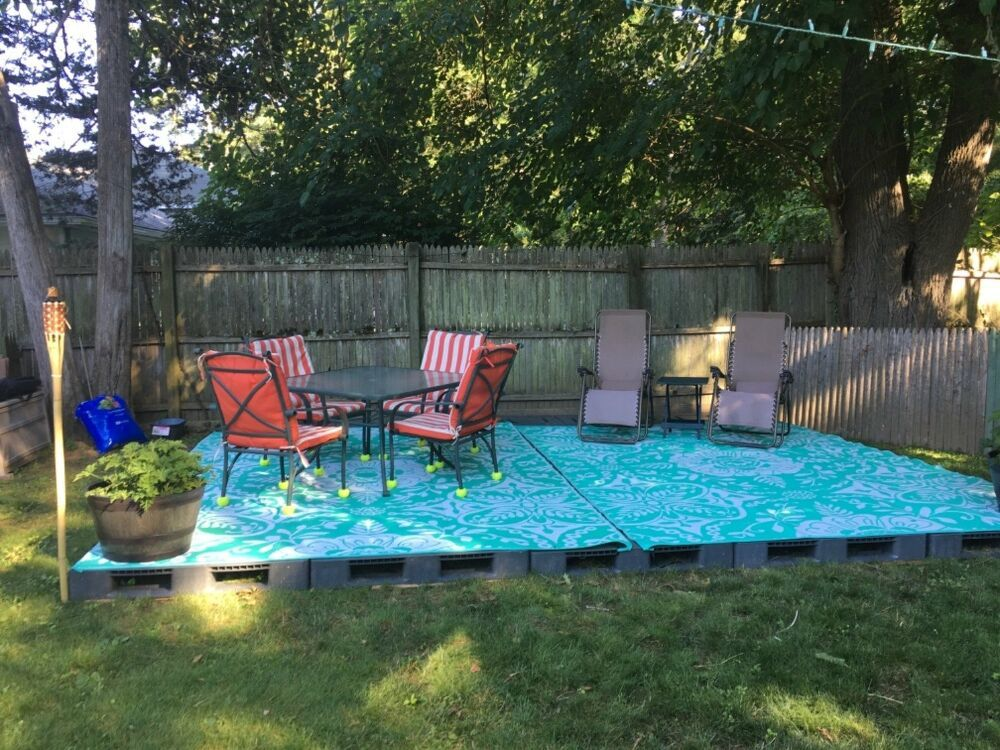 25 Ways People Are Still Using Pallets To Make Everything Pallet Patio Plastic Pallets Patio