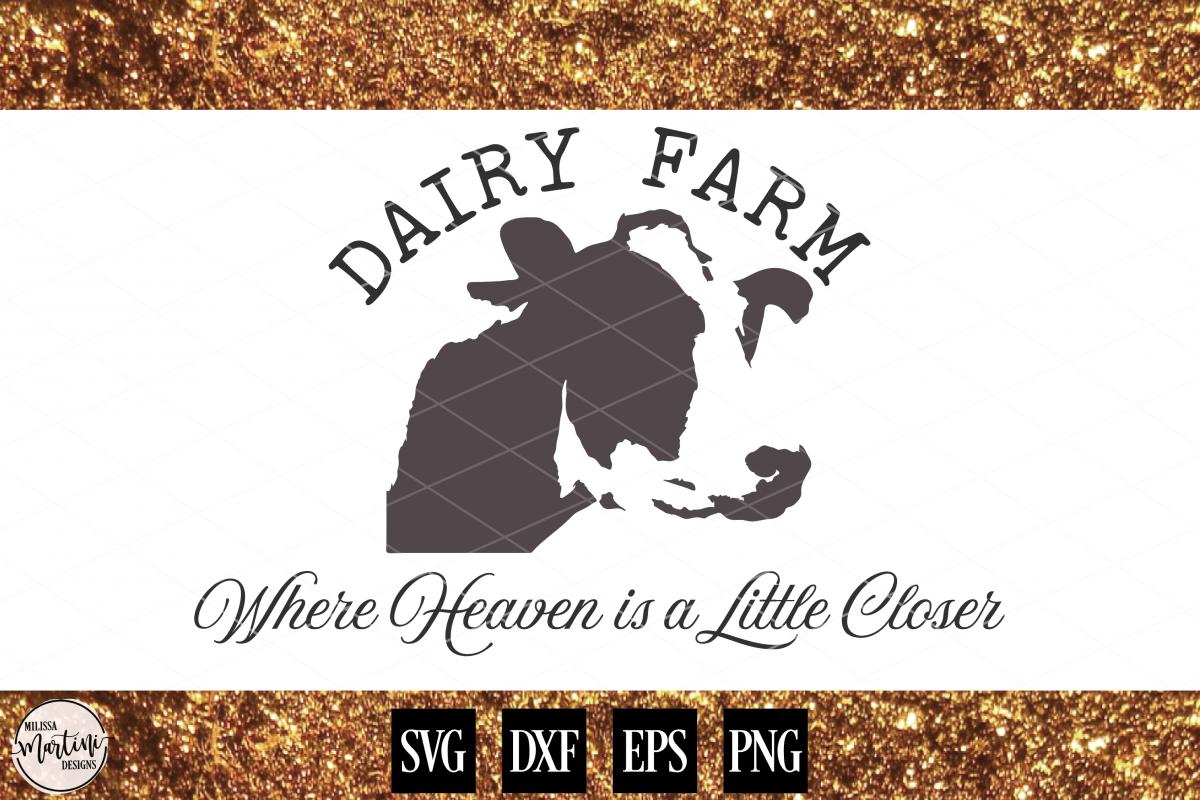 Dairy Farm Cow Sign Farm Cow Cow Dairy Farms
