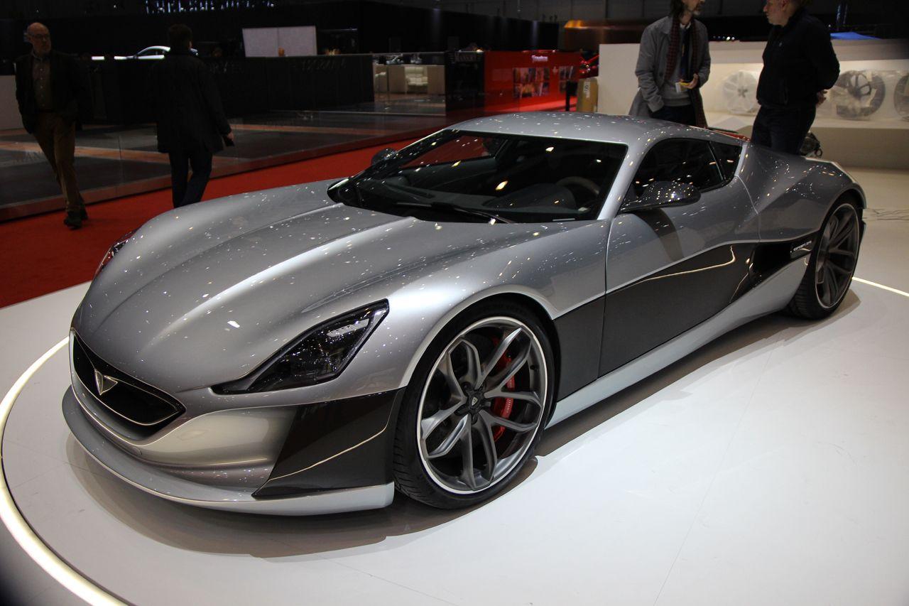 Zum Auto Electric Cars Top Gear About Rimac Concept S Full Car