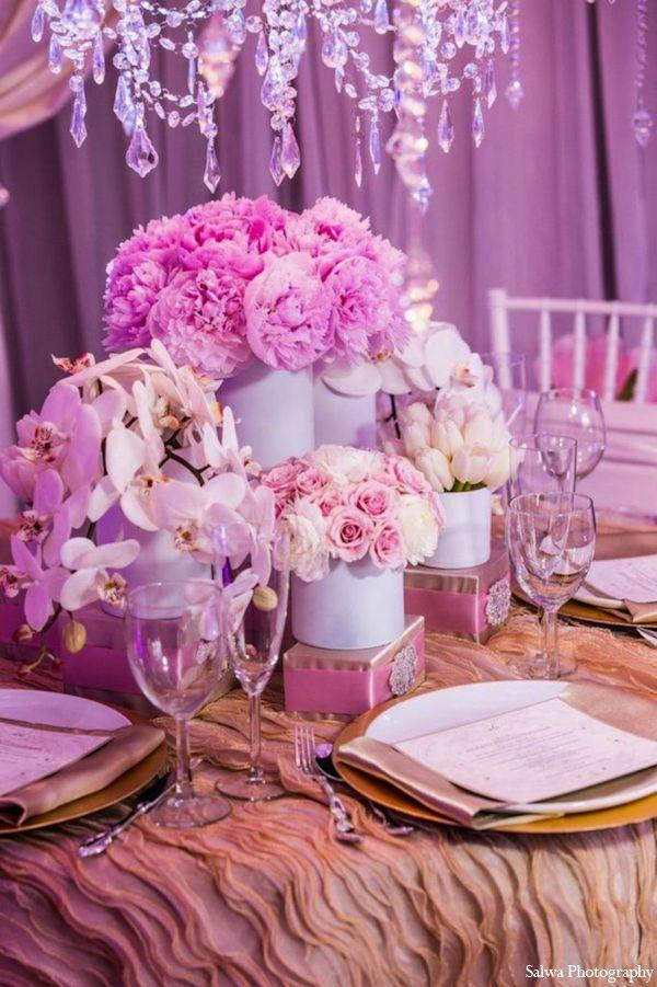 Indian Wedding Photographer Purple Hot Pink White Yellow Baby Pink