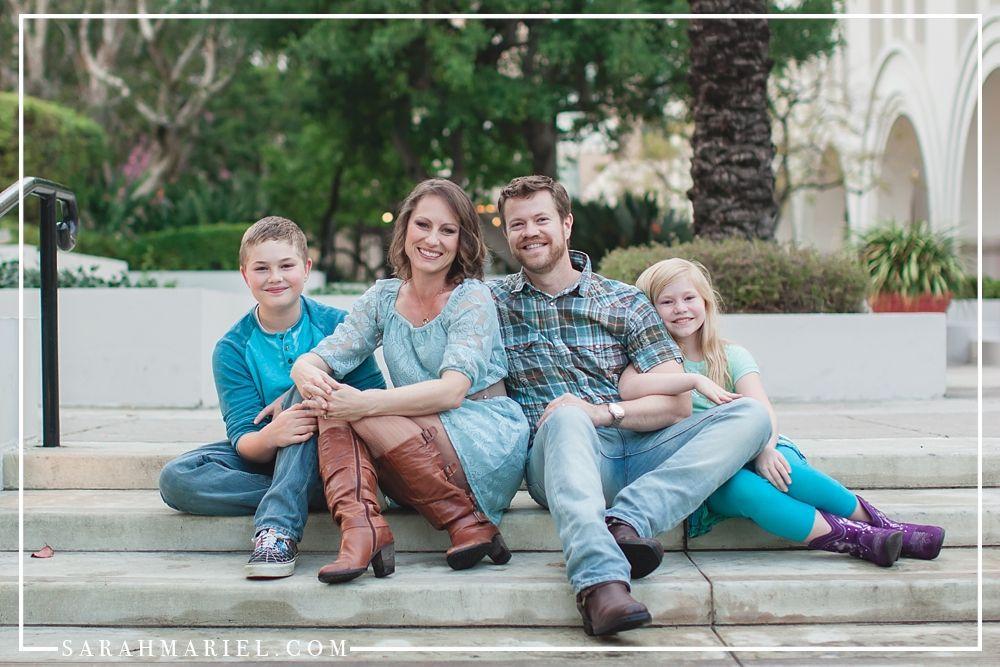 The Pollnow Family Portrait, Family portraits, Pasadena