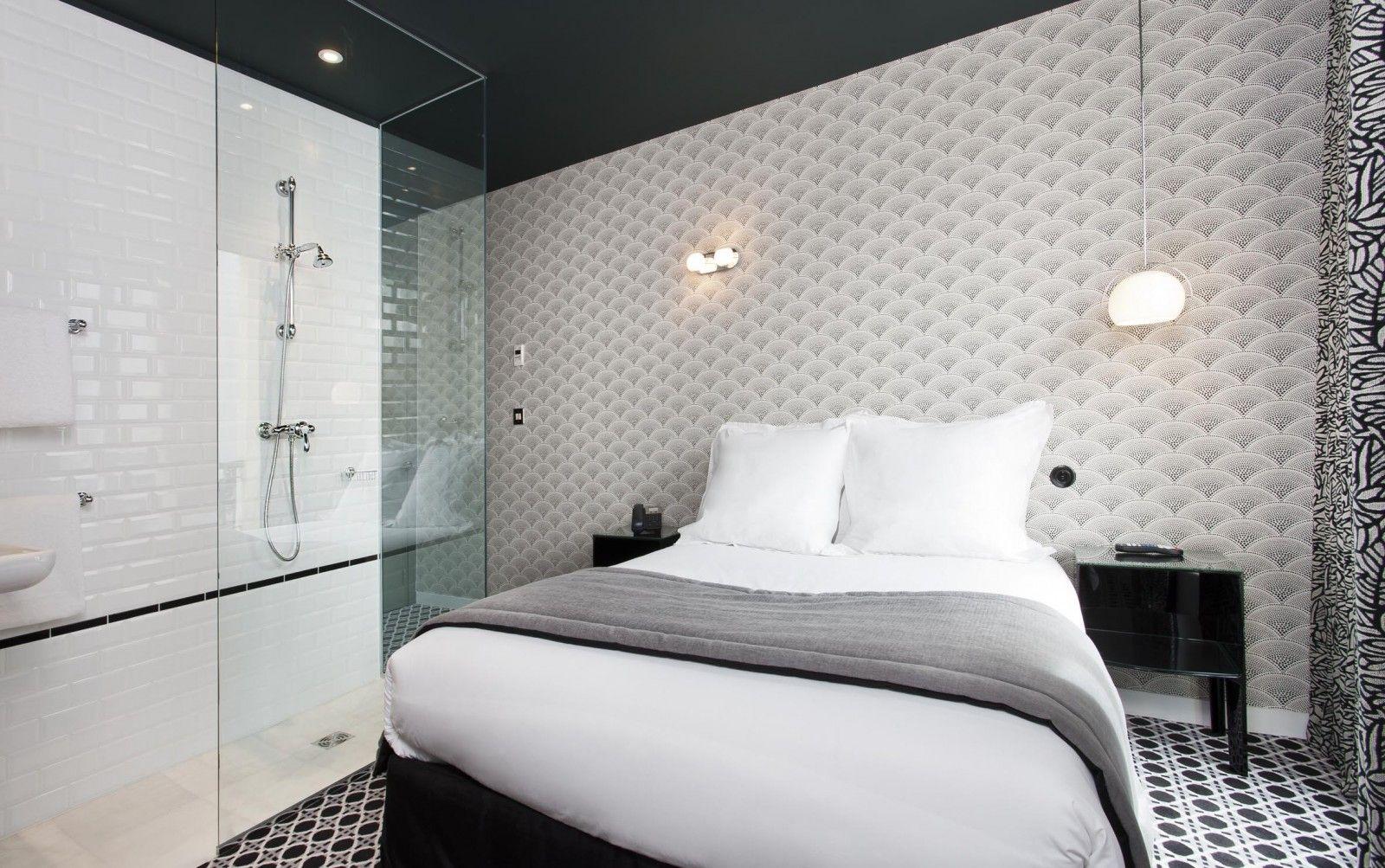 Hotel Emile Parijs : Hotel emile paris official site boutique hotel marais paris
