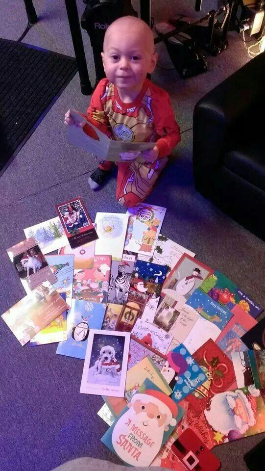 SO MANY CARDS