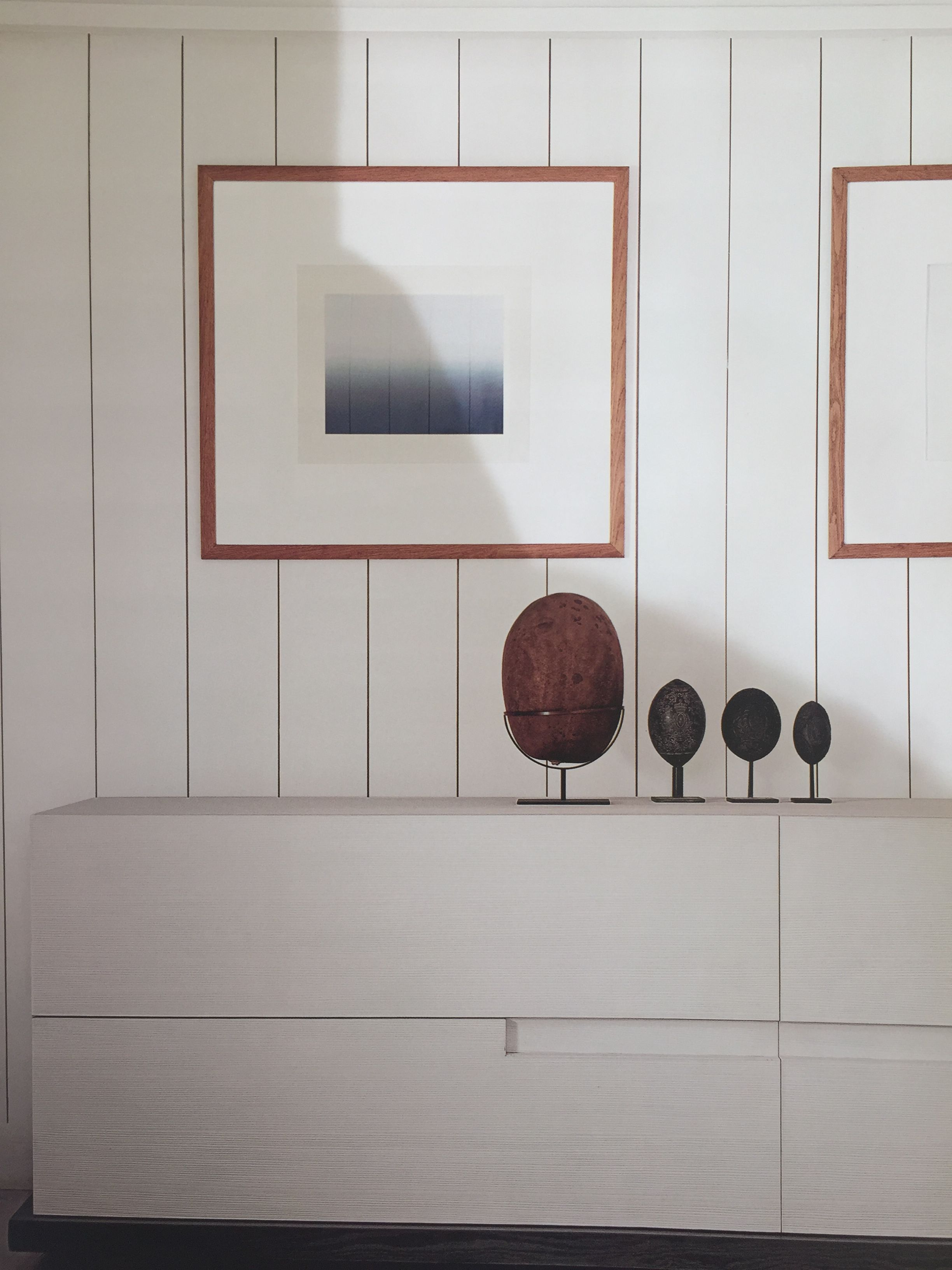 Shiplap Walls By Christian Liagre #shiplap #wall #in #living #room