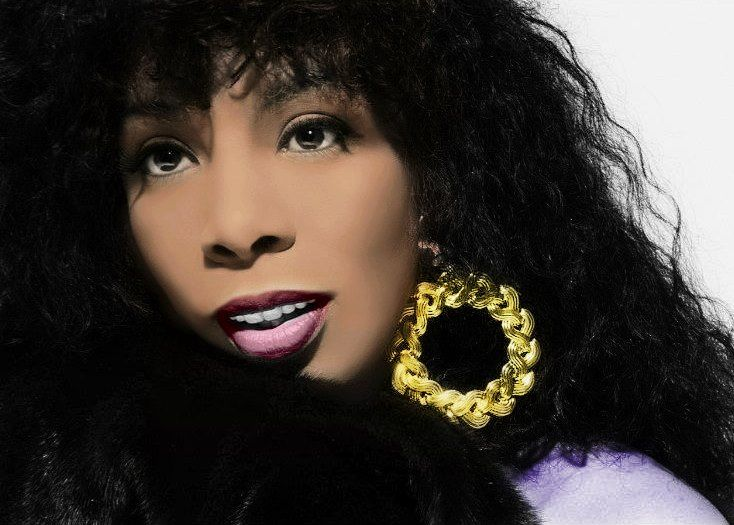 """Known as the """"Queen of Disco,"""" Donna Summer regularly appeared at the most famous disco in the world, the Studio 54 nightclub in New York City, while her music gained a global following."""