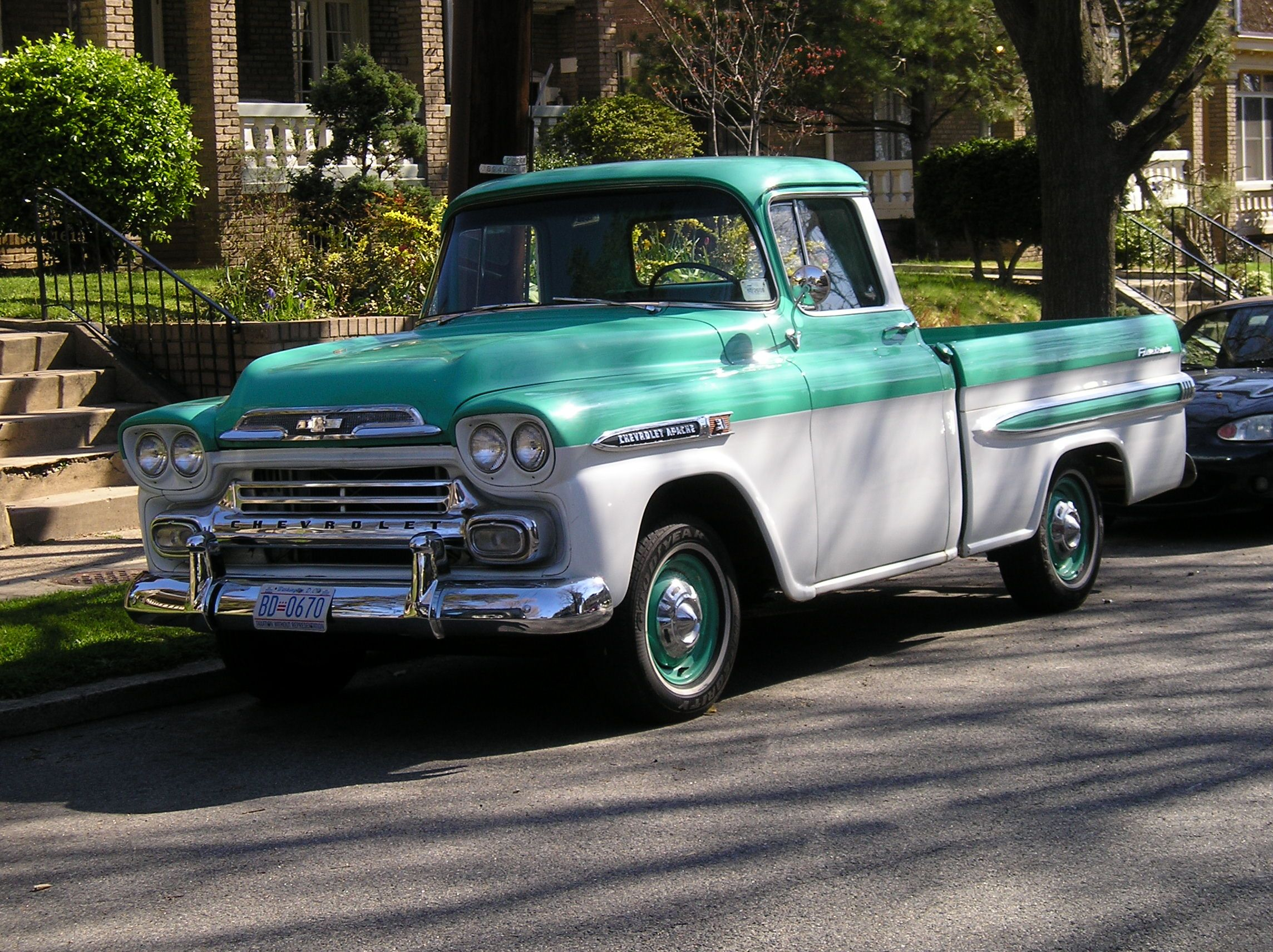 1959 chevy apache google search