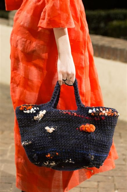 28d8c584b6 DANIELA GREGIS - Autunno-Inverno 2015-2016 | Bags | Knitted bags ...