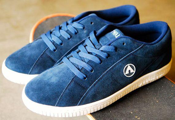 Airwalk The One Sneakers Casual Navy Mens