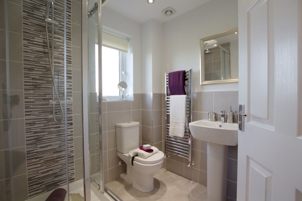 Pin By Persimmon Homes On Bathroom Settings Pinterest House