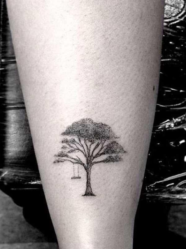 30 mystische baum tattoos tattoo b ume pinterest tattoo ideen lebensbaum tattoo und. Black Bedroom Furniture Sets. Home Design Ideas