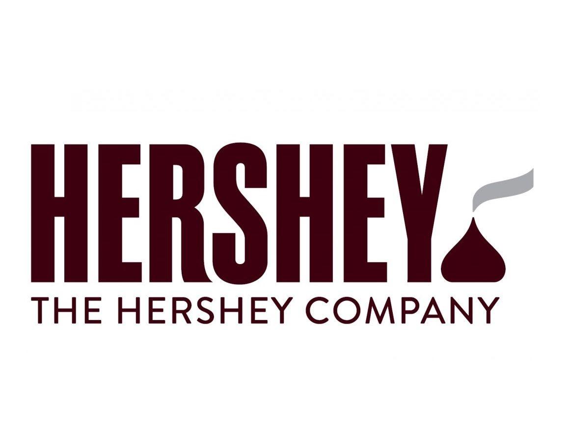 The New Logo Of Hershey Hershey Brand Inventory Hershey Cookies