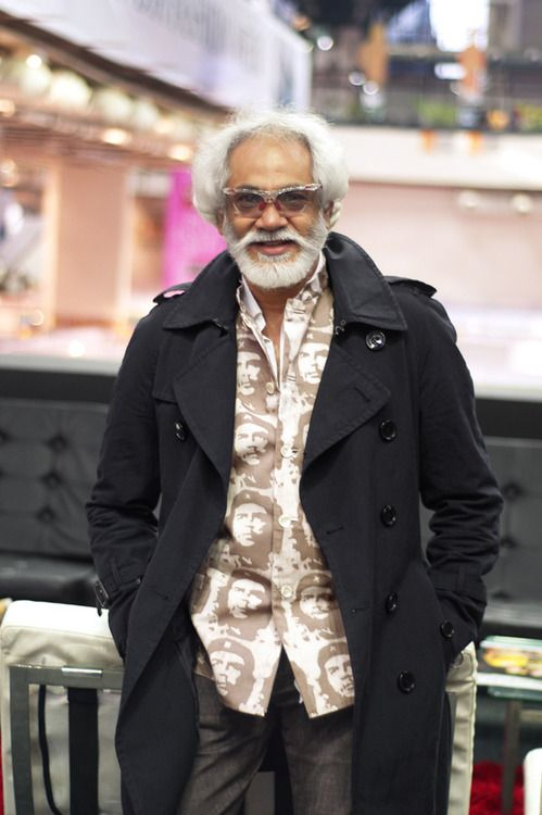 Sunil Sethi President Fashion Design Council Of India Burberry Art Of Trench Tumblr Fashion Design Fashion Trench
