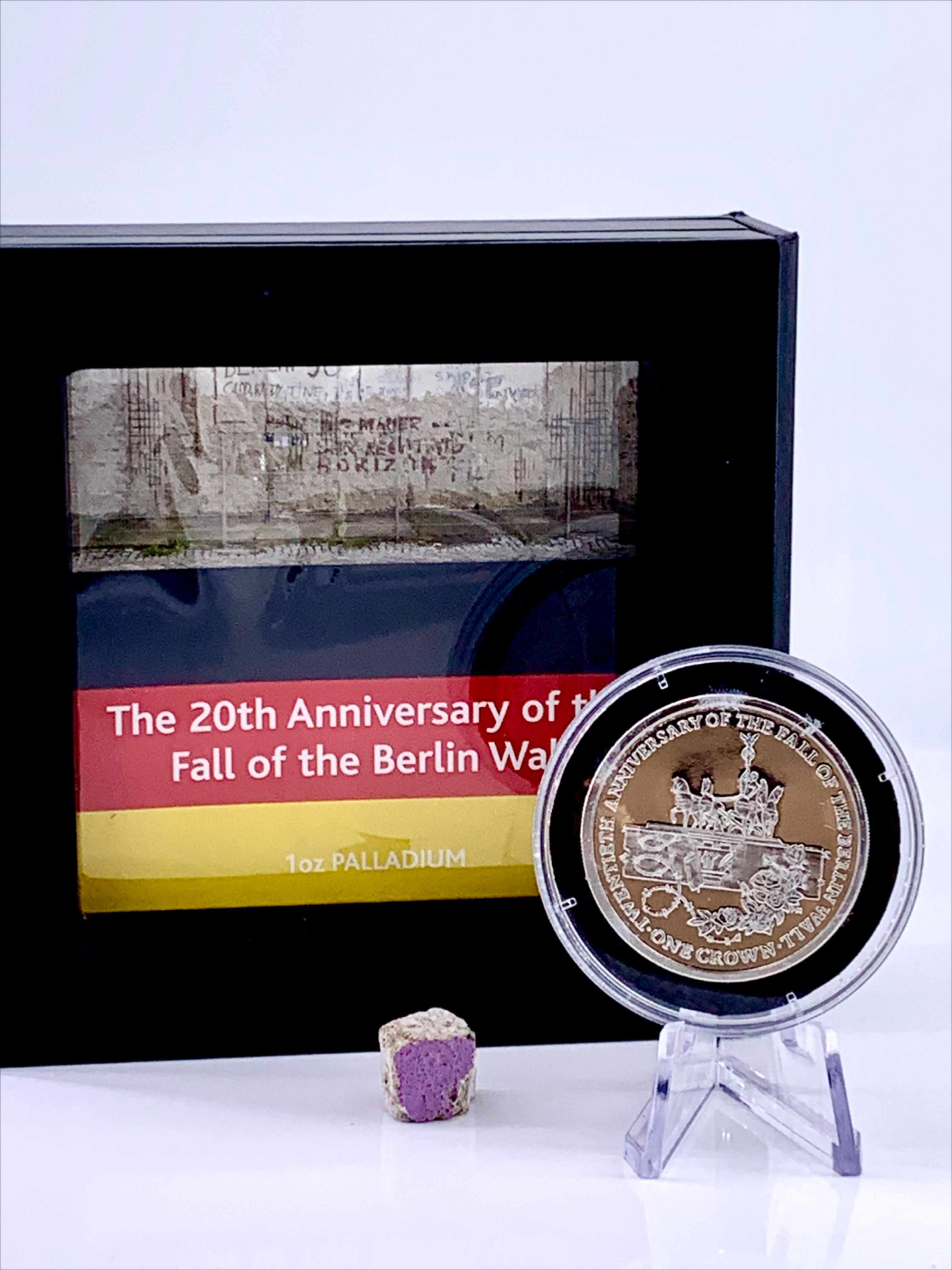 1 Oz Insel Man 1 Crown 20 Jahre Berliner Mauerfall 2019 In 2020 Berliner Mauerfall Insel Man Berliner Mauer