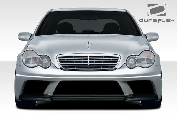 Duraflex 01 07 Mercedes C Class W203 Amg V2 Look Front Bumper Cover Volkswagen Routan C Class Amg