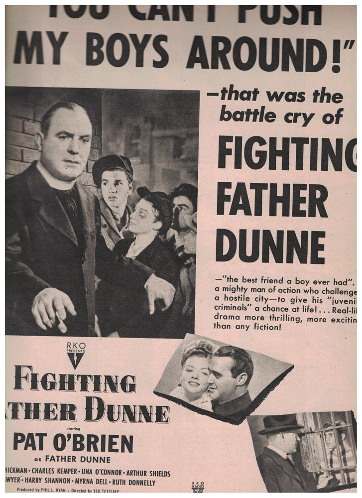 Watch Fighting Father Dunne Full-Movie Streaming