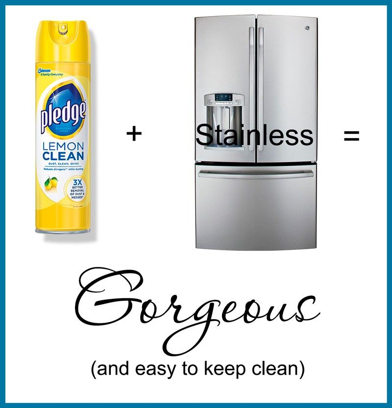 Best Way To Clean Stainless Steel Appliances And Keep Them Clean The Diy G Stainless Steel Cleaning Cleaning Stainless Steel Appliances House Cleaning Tips