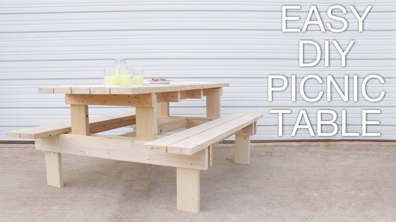 2c405d185e3 How To Build a Modern Picnic Table