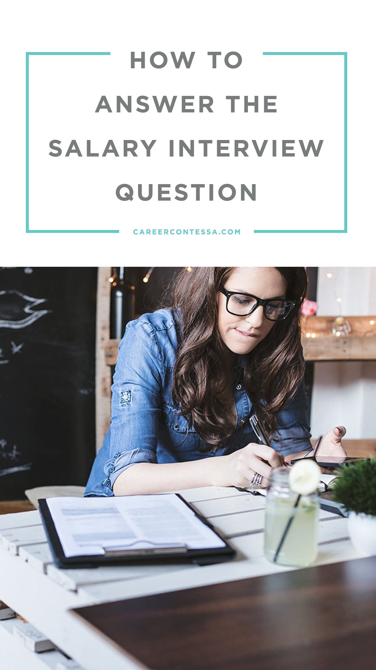 how to negotiate your salary before accepting a job offer the o job interviews are stressful here s how to come prepared to negotiate your salary requirements career advice for women best careers for women