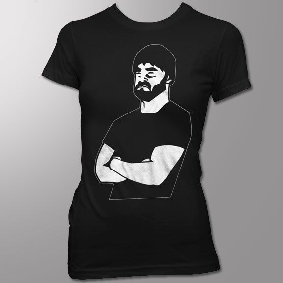 91eae16cf WALK OFF THE EARTH -Beard Guy- Ladies T-Shirt - Black Who WOULDN'T want an  epic beard guy shirt?
