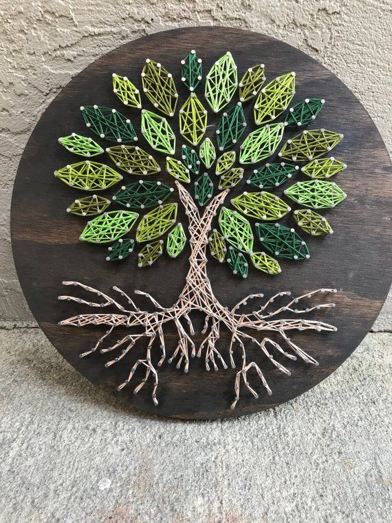 Bliss Tree Wall Art