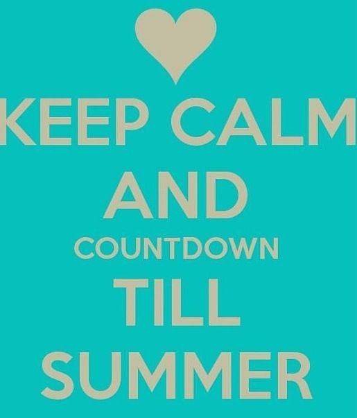 Find This Pin And More On Funny Pics, Quotes, Sayings.... Keep Calm. Almost  Summer!