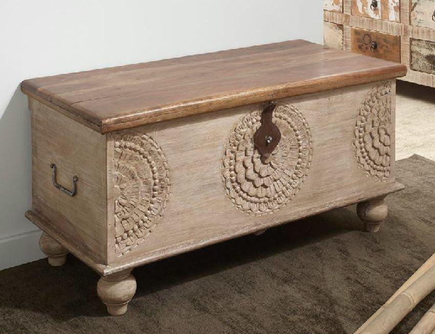 Baules vintage buscar con google baules pinterest - Baules de madera para decorar ...