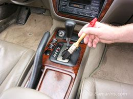 How to clean the interior of your car: fabric or leather seats, carpet, plastic panels