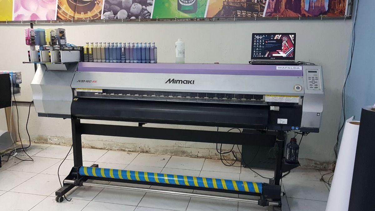 Mimaki JV33-160A dye sublimation inkjet printer Size:64