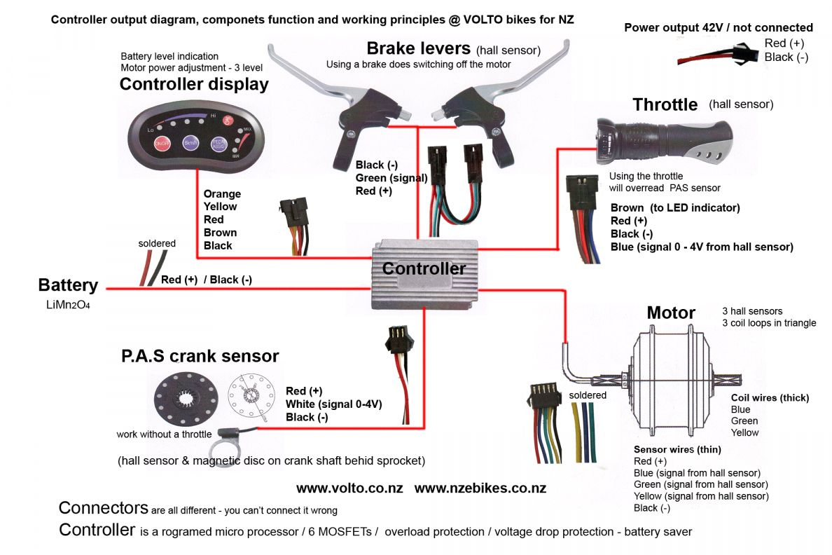 Cycle Electric Generator Wiring Diagram from i.pinimg.com