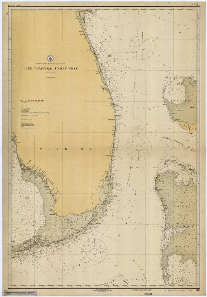 Cape Canaveral to Key West Historical Map - 1925 | Florida & Gulf of on snellville fl map, south walton beach fl map, st. johns county fl map, orlando fl map, clearwater fl map, jacksonville fl map, golden oak fl map, jetty park fl map, st. augustine beach fl map, beaumont fl map, st. petersburg beach fl map, flagami fl map, decatur fl map, glen st mary fl map, deleon springs fl map, belleair beach fl map, butler beach fl map, new smyrna beach fl map, port canaveral map, st. johns river fl map,