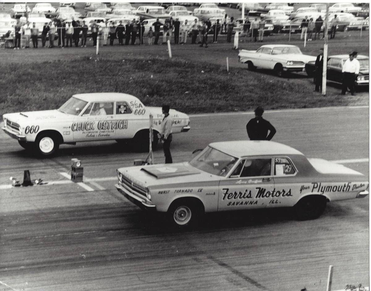 1965 Plymouth Belvedere A-990 Acid Dipped Factory Race Car for sale ...