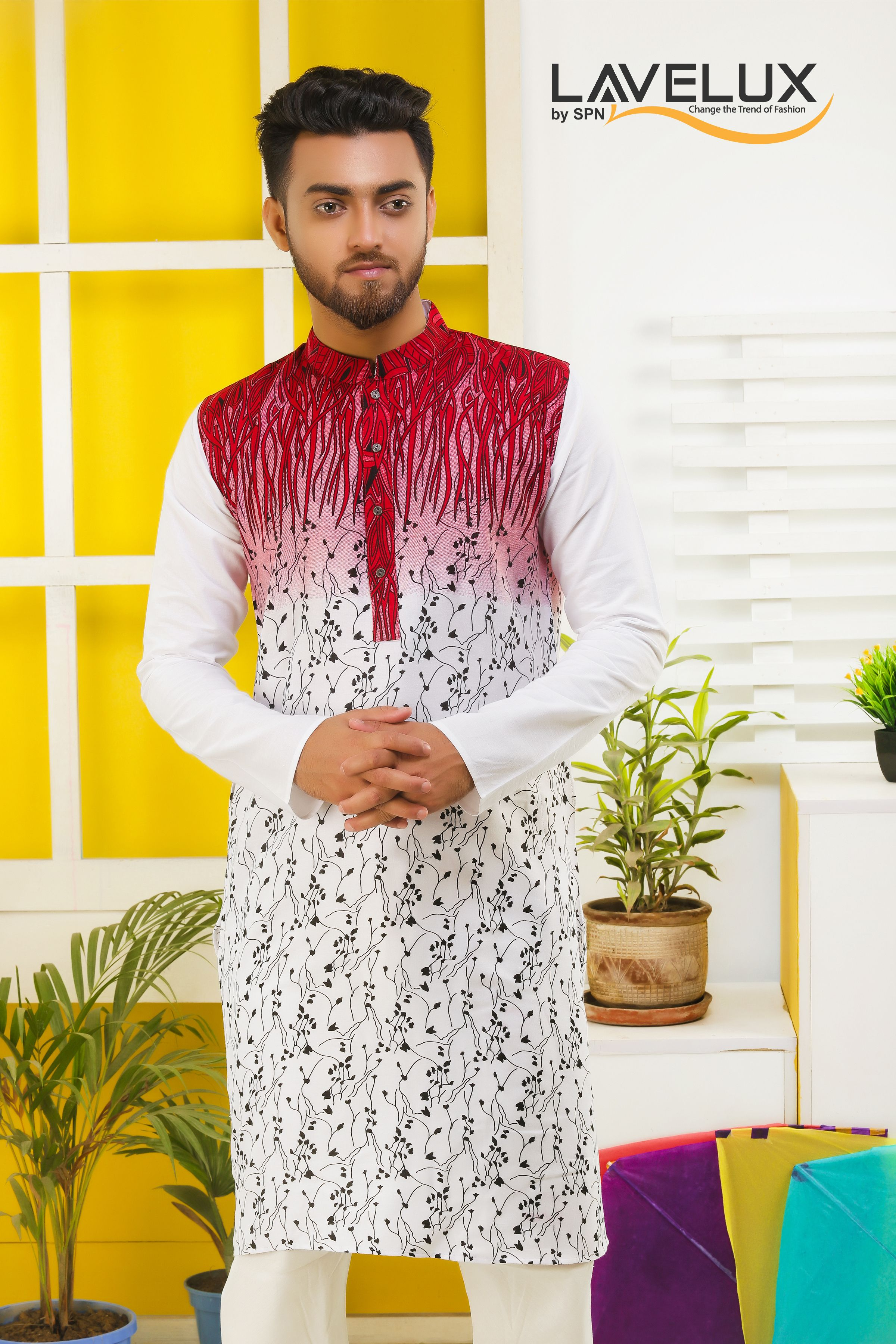 682c5992d5 Pohela boishakh collection 2019! LAVELUX fashion brand Men's Panjabi  Exclusive Collection: Slim Fit Panjabi, Printed ... Call for Order  01977005575 / Shop ...