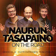 NAURUN TASAPAINO ON THE ROAD - Liput