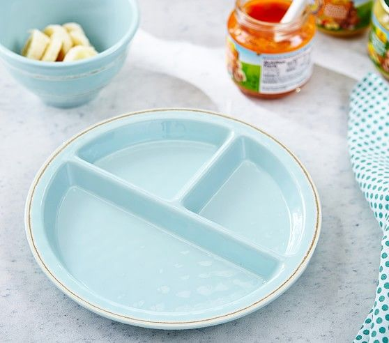 Seafoam baby cambria divided plate bowl set pottery barn kids seafoam baby cambria divided plate bowl set pottery barn kids negle Choice Image
