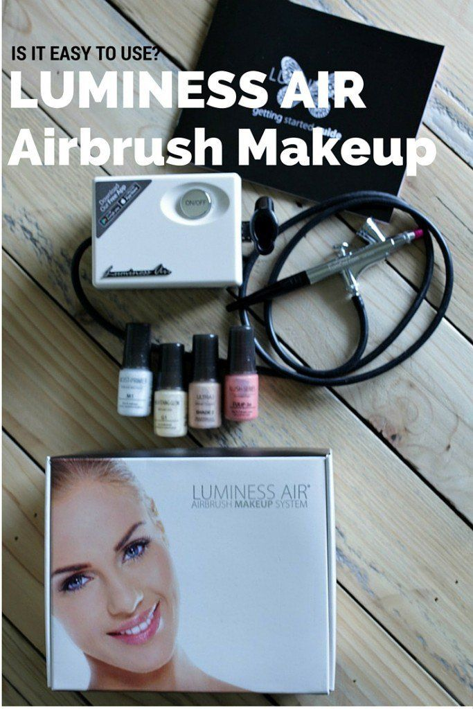 Luminess Air Airbrush Makeup System Is It Easy To Use