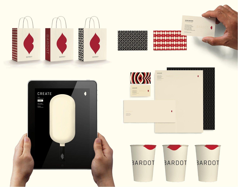Beautiful branding Landor Associates   Graphic + Package