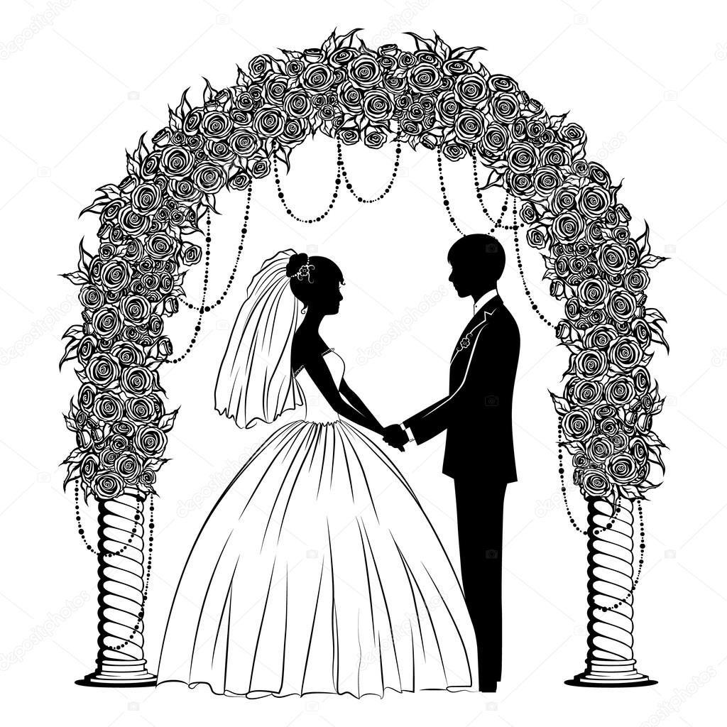 Image result for menyasszony filigrán | Wedding illustration, Cute couple  drawings, Classical dress