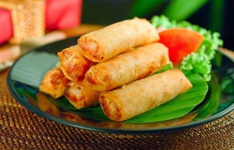 Resep Lumpia Goreng Isi Tahu Udang Sederhana Dan Renyah Resep Kue Kering Ku Telur Gulung Resep Makanan Pembuka Resep